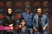 عکس | سلفی جواد عزتی و بهنوش طباطبایی با سینمادوستان مشهدی