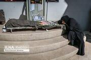 تصاویر   هنرمندان در مراسم تشییع پیکر حمید سهیلی