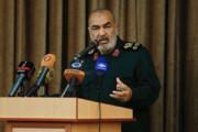 فرمانده کل سپاه: نه زانو میزنیم نه متوقف میشویم /جنگ سیاسی امروز در فعالیتهای اقتصادی تجلی پیدا کرده است