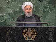 روحاني : لا مفاوضات مع اجراءات الحظر