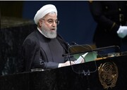دو کلمه کلیدی  روحانی برای کشورهای عربی خلیج فارس