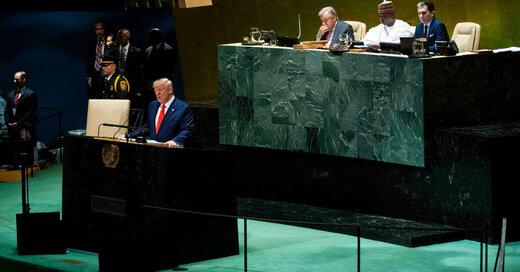 ادعای ترامپ درباره دیدار با روحانی و درخواست ایران