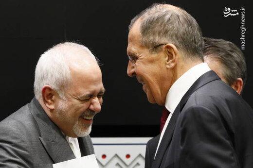 دیدار وزرای خارجه ایران، روسیه و ترکیه