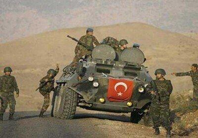 بیش از 40عضو پ.ک.ک در عملیات ارتش ترکیه کشته شدند
