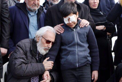 عکس | آخرین حضور جمشید مشایخی در یک فیلم سینمایی