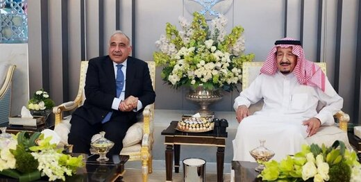 در دیدار عبدالمهدی و شاه عربستان چه گذشت؟