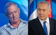 واکنش گانتس به مأموریت نتانیاهو برای تشکیل دولت ائتلافی