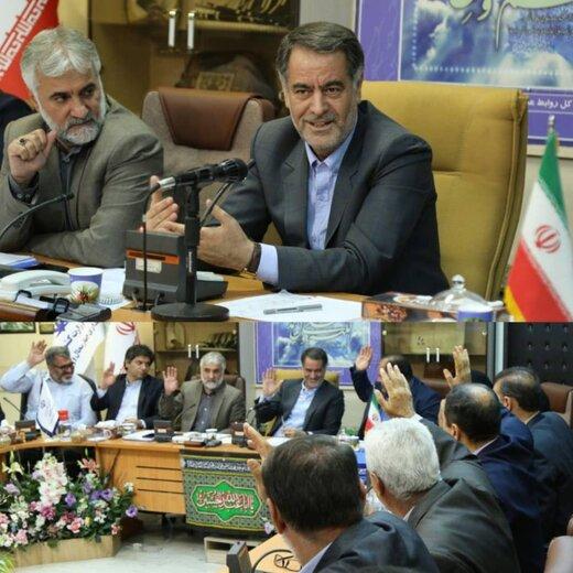 مکان یابی ایستگاه راه اهن سراسری در استان چهارمحال وبختیاری انجام شد