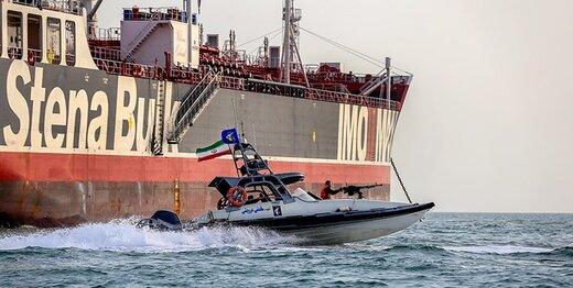 صاحب نفتکش انگلیسی: منتظر موافقت ایران برای رفتن به امارات هستم