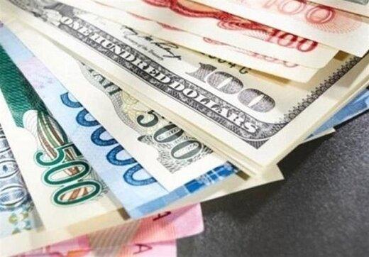 آخرین قیمت دلار در بازار/ یورو ۱۲.۶۰۰ تومان شد