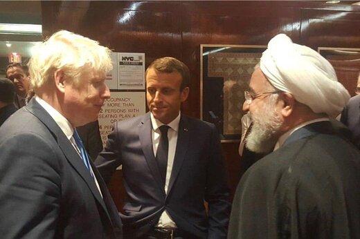 التماس میکنند برای مذاکره/ کار روحانی درسته/ نظر کاربران خبرآنلاین درباره اصرارهای مکرون و جانسون به روحانی برای دیدار با ترامپ