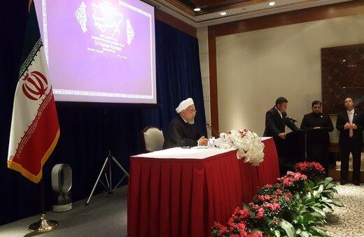 الرئيس روحاني: على القوات الاميركية الخروج من سوريا