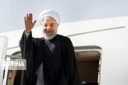 President Rouhani to leave for Yerevan tomorrow