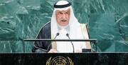 وزیر خارجه عربستان در مجمع عمومی خواستار افزایش فشارها بر ایران شد