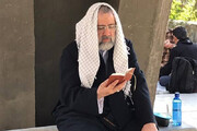 تصاویر | حجتالاسلام رئیسی در مقبره الشهدای کلکچال