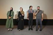 تصاویری از مرجانه گلچین، الهه حصاری و رضا یزدانی در اکران مردمی یک فیلم