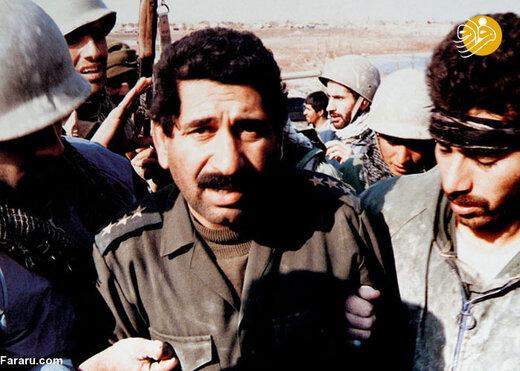 اسرای عراقی عملیات کربلای 5