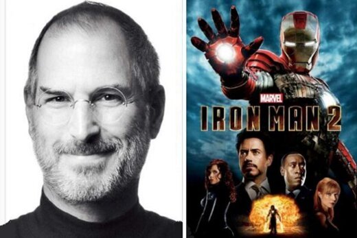 نظر جالبی که استیو جابز درباره «مرد آهنی ۲» داشت