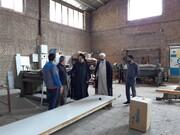 ساخت سردخانه مرکزی موکب اوقاف بروجرد در سامرا