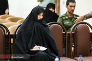 تذکر قاضی به شبنم نعمت زاده: حجابتان طوری باشد که صدایتان را بشنویم