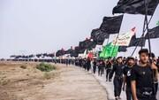 اعلام آخرین آمار ثبتنام کنندگان پیادهروی اربعین