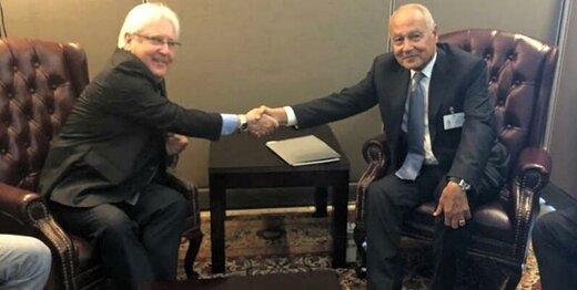 اتهام واهی دبیرکل اتحادیه عرب به ایران