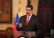 مادورو: خدا را شکر اقتصادمان دلاری شد!