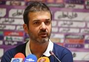 استراماچونی: ایران، من به زودی برای پیروزی برمیگردم