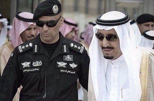 محافظ شخصی پادشاه عربستان کشته شد