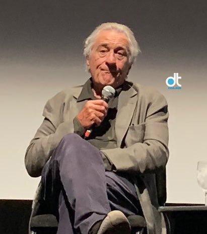 جشنواره فیلم نیویورک و جلسه پرسش و پاسخ فیلم «مردایرلندی»