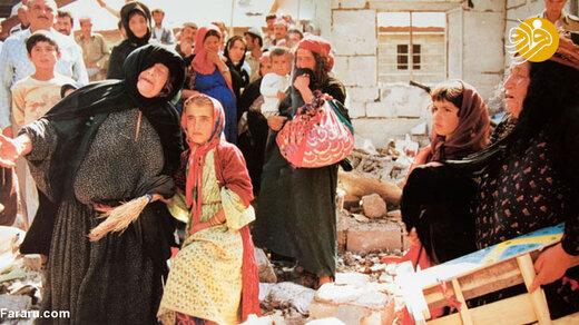 بمباران اردوگاه مهاجرین کرد عراق در زیوه