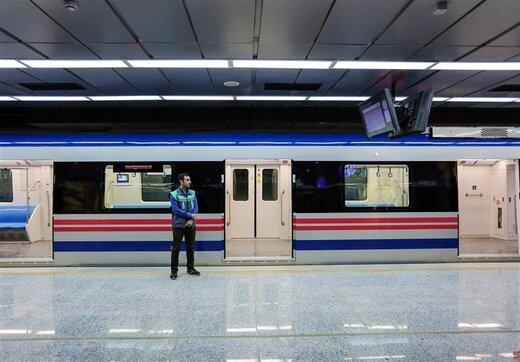 آخرین وضعیت متروی پرند