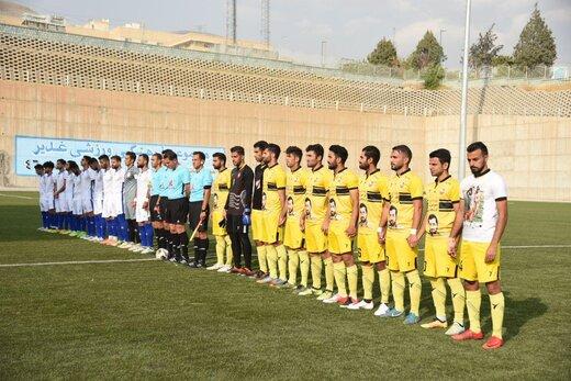 نود ارومیه به جمع ۱۶ تیم برتر جام حذفی صعود کرد