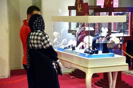 حضور ۱۱۴ شرکت داخلی و ۷ شرکت ایتالیایی در نمایشگاه طلای اصفهان