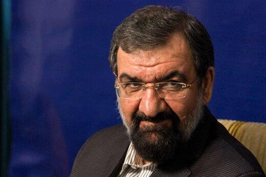 حمله توئیتری محسن رضایی به نمایندگان مجلس