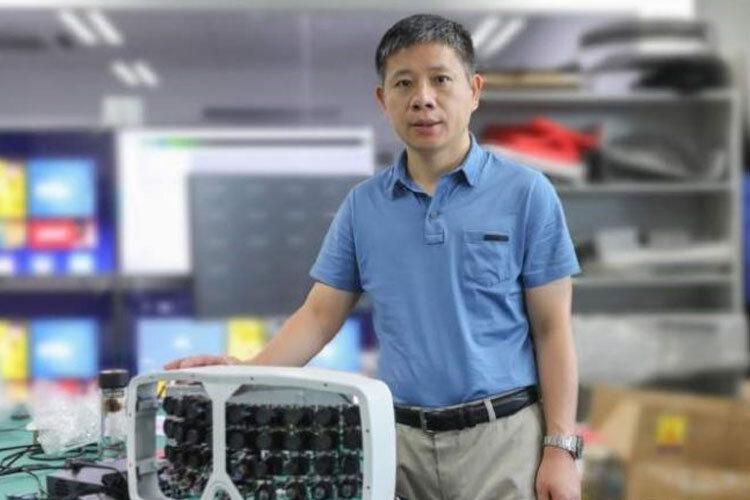 توسعه دوربین نظارت تصویری چین