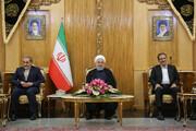 روحانی: در سفر نیویورک آمادگی برای نشست با ۱+۵ بوجود آمده بود