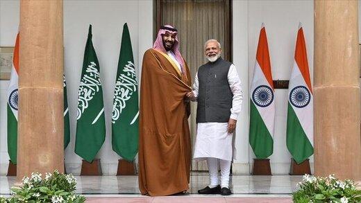 سرمایهگذاری ۱۰۰ میلیارد دلاری عربستان در هند