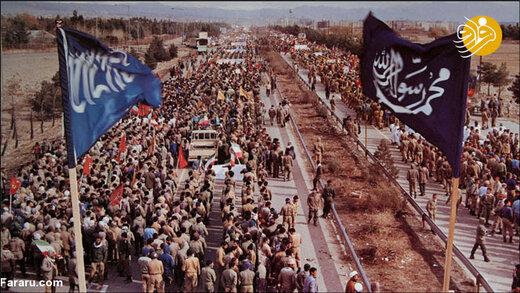 اعزام به جبهههای جنگ در دهه شصت