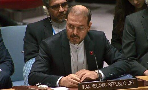 ایران خواستار پایان اشغالگری آمریکا در سوریه شد