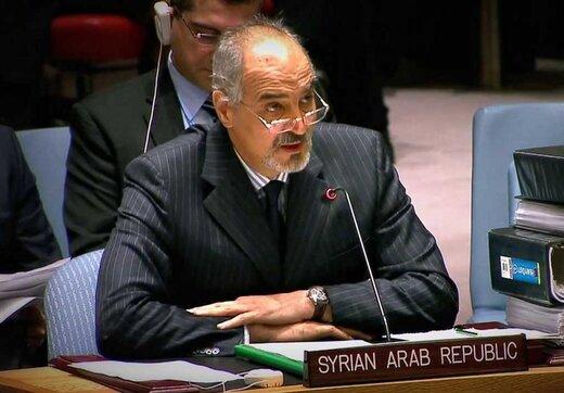 نماینده سوریه در سازمان ملل: از حق خود در آزادسازی کشور از تروریسم نمیگذریم