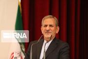 Jahangiri says enemies' sanctions failed