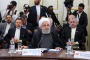 پیام روحانی به امضاءکنندگان برجام/امنیت خلیج فارس در خطر است