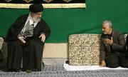 عکسی دیده نشده از رهبر انقلاب و سردار سلیمانی
