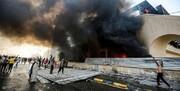 تظاهرات ضد دولتی روز سهشنبه در عراق یک نفر کشته و ۲۰۰ نفر زخمی به جا گذاشت