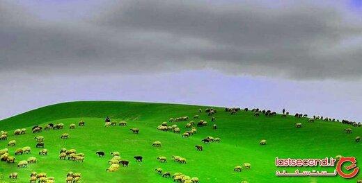 قزقان دره، ابریشم سبزی که در درگز پنهان شده است!