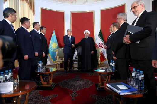 تنمية العلاقات مع الدول الاسيوية على سلّم الاولويات في ايران