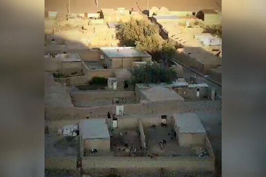 فیلم | روستای شنی؛مقصد جدید گردشگران ایران و جهان