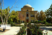 با این تصاویر در محله تاریخی سنگ سیاه شیراز قدم بزنید