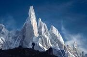 عکس   کوهنوردی در یخچالهای طبیعی در عکس روز نشنال جئوگرافیک